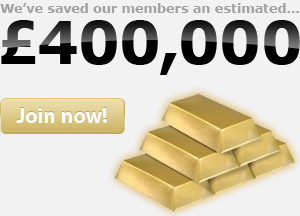 We�ve saved our members over 400,000